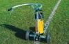 Машины для разметки футбольных полей