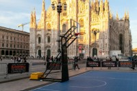 Конструкция для баскетбола SPALDING Street Tournament 3x3 System